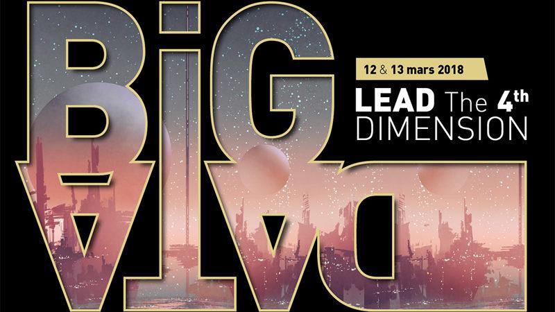 Le salon Big Data Paris 2018 au coeur de la transformation digitale de la France