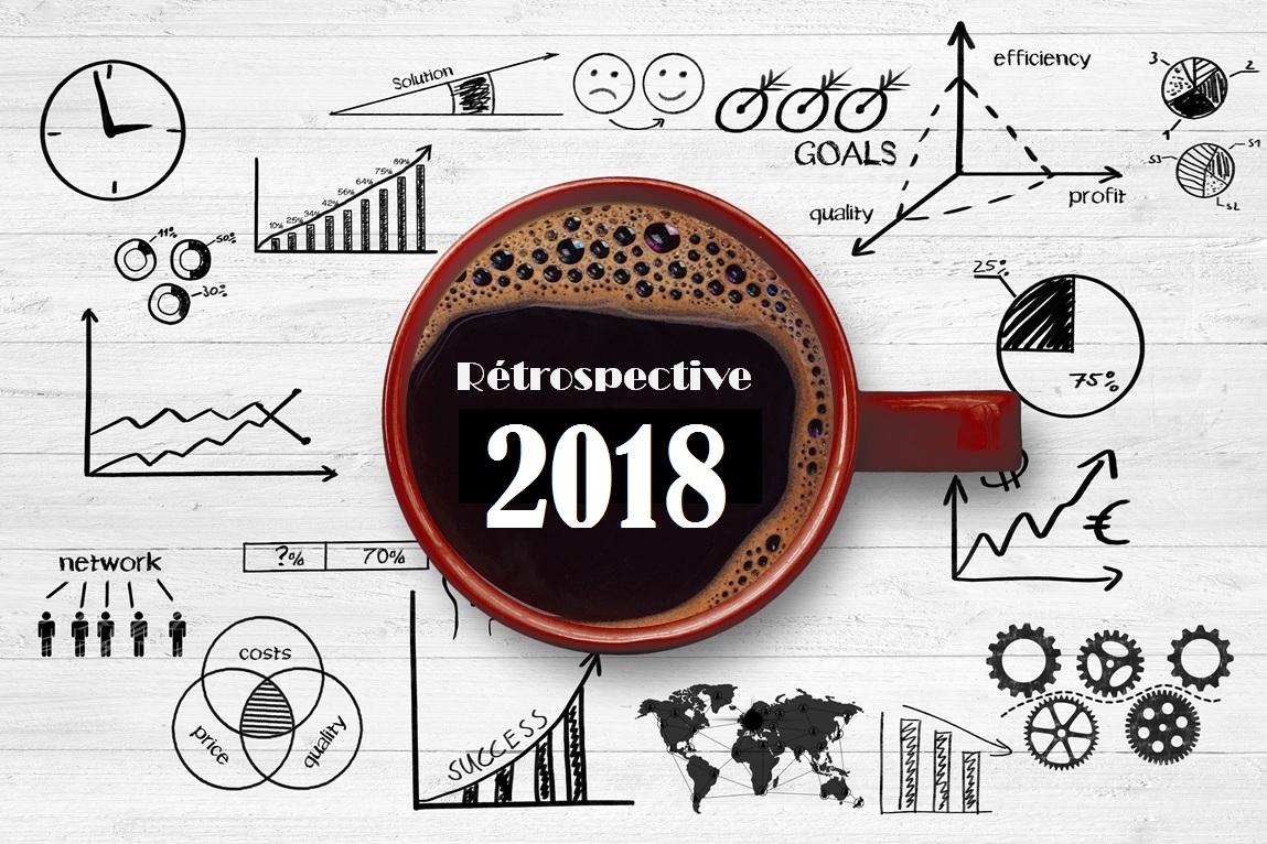 Rétrospective 2018 : les coups de cœur de la rédaction
