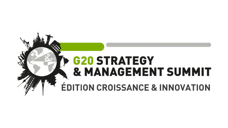 G20 Strategy and Management Summit