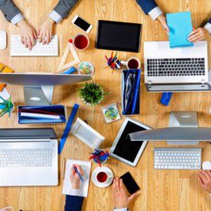 Benchmark : Quel branding les organisations appliquent-elles aux nouvelles manières de travailler ?