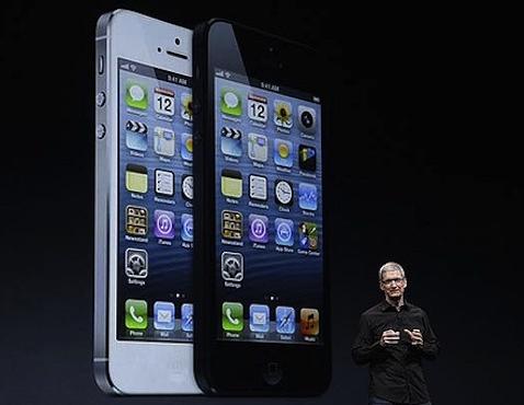 iPhone 5 : une évolution plus qu'une révolution