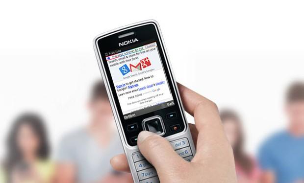 Free Zone : la démocratisation de l'internet mobile by Google