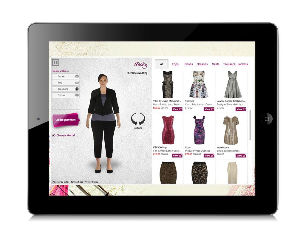 Réalité augmentée: Metail cherche à révolutionner le shopping en ligne