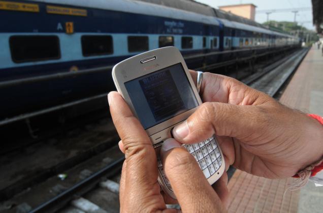 Quand l'innovation digitale s'invite sur les quais des gares françaises…