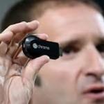 Chromecast : Google pose une brique supplémentaire dans la maison