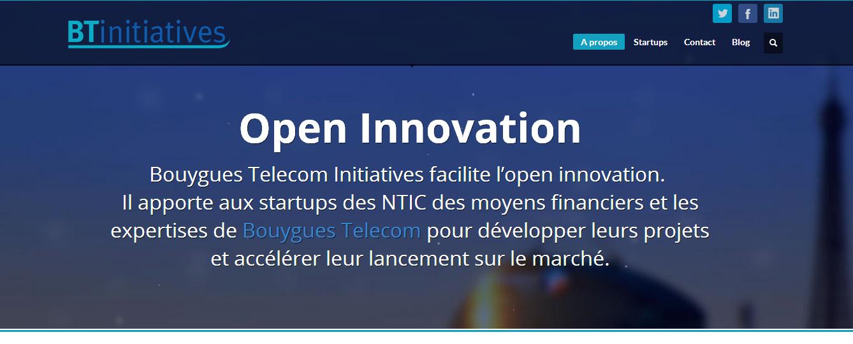 Corporate Venture Capital dans les télécoms : l'Open Innovation comme voie de salut !