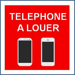 Téléphone à louer