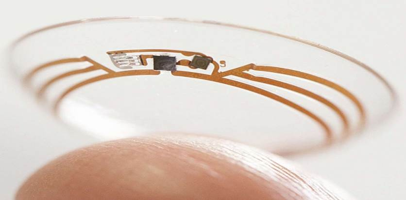 Les Smart contact lenses de Google : info ou intox?