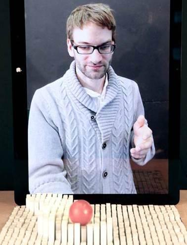 inFORM : le futur des tablettes est en marche