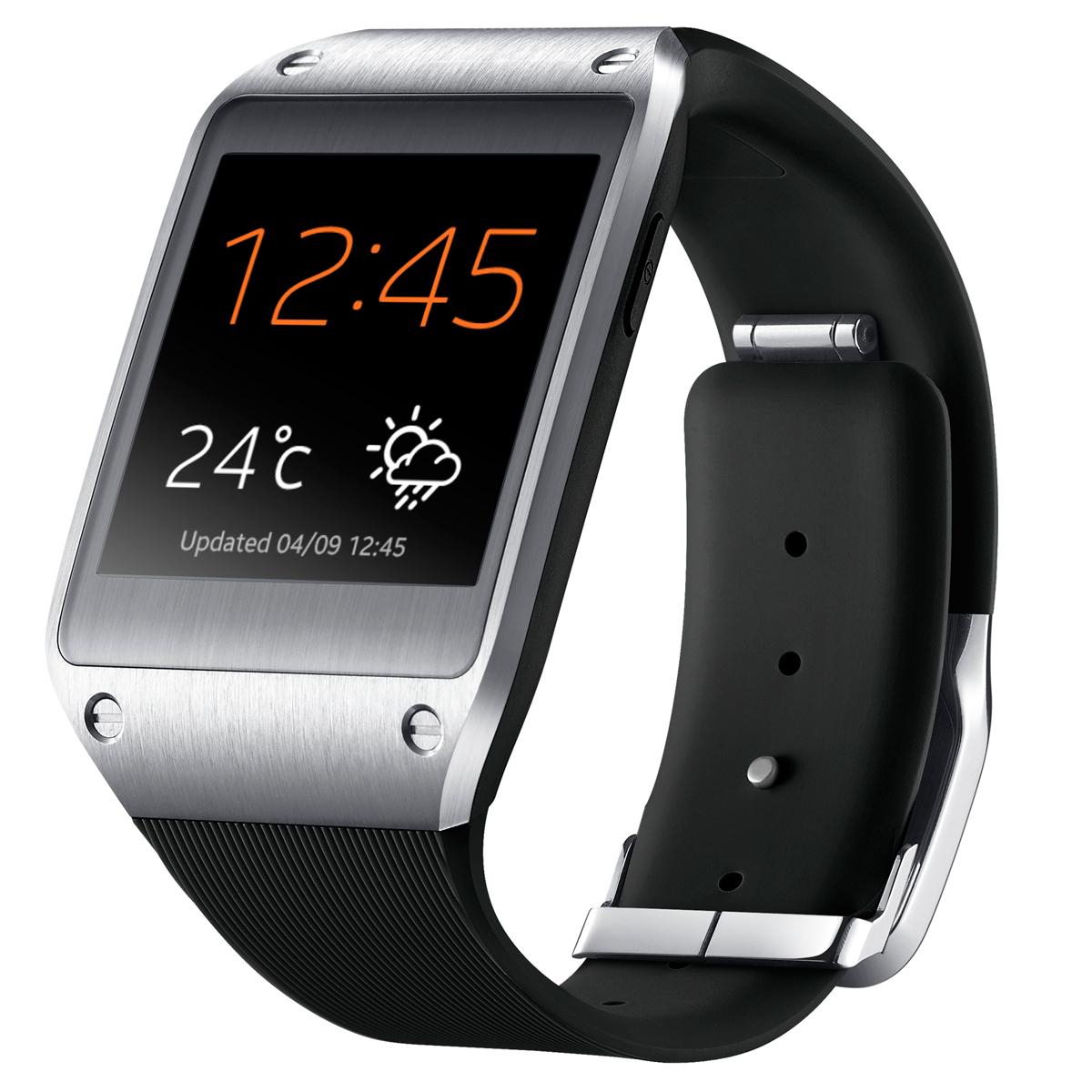 MWC 2014 : Samsung mise sur Tizen pour ses smartwatches