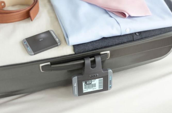 Air France veut connecter votre valise
