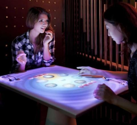 Les restaurants connectés arrivent : et si les tablettes se substituaient aux serveurs?