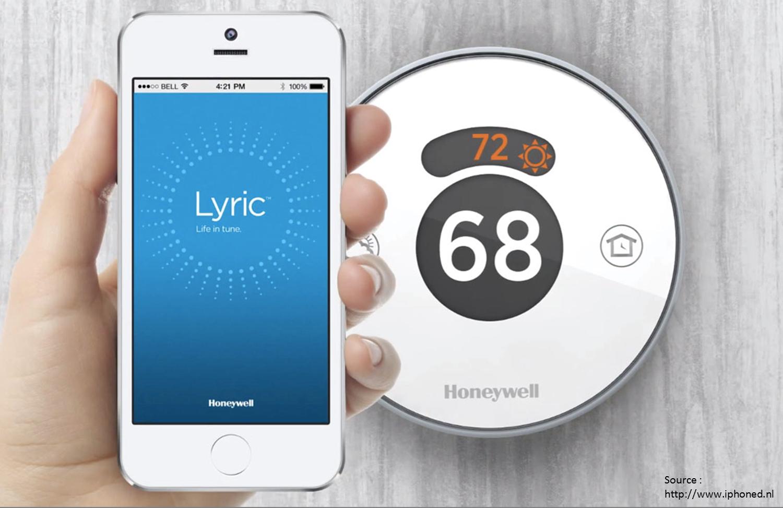 Honeywell vs Nest : du thermostat à la maison connectée