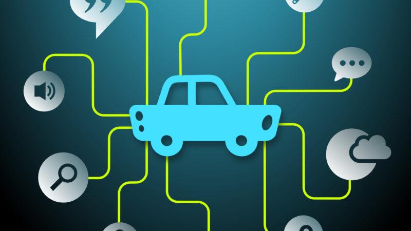 Les géants de l'high-tech s'installent dans les voitures connectées
