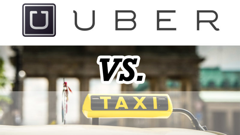 La France vote la loi « anti-Uber »