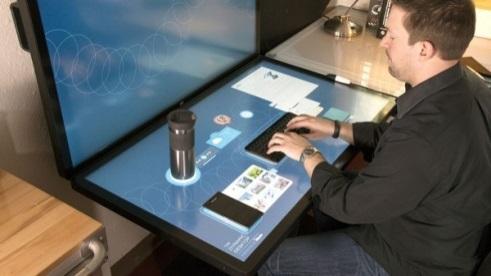 Ideum veut digitaliser votre poste de travail