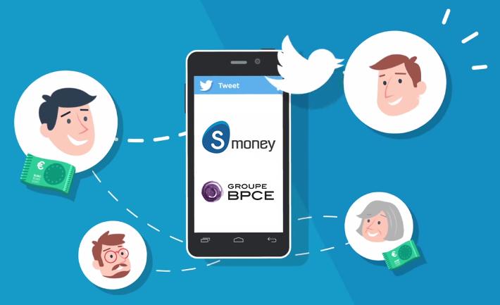 BPCE lance le paiement mobile via Twitter
