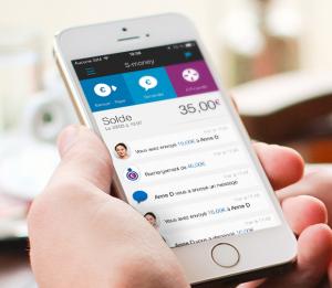 L'application permet d'envoyer de l'argent à d'autres utilisateurs possédant un compte S-money. Aucune information bancaire n'est stockée sur le téléphone.