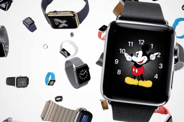 Personalisation de l'Apple Watch