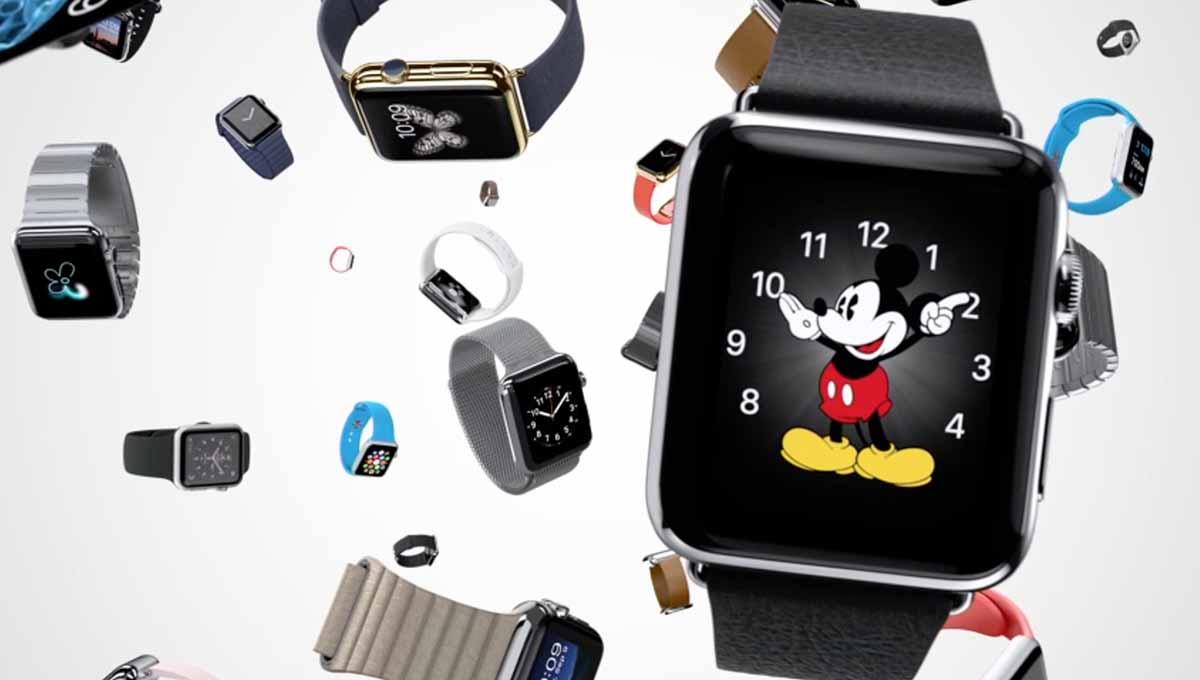 Apple Watch: L'heure de la personnalisation