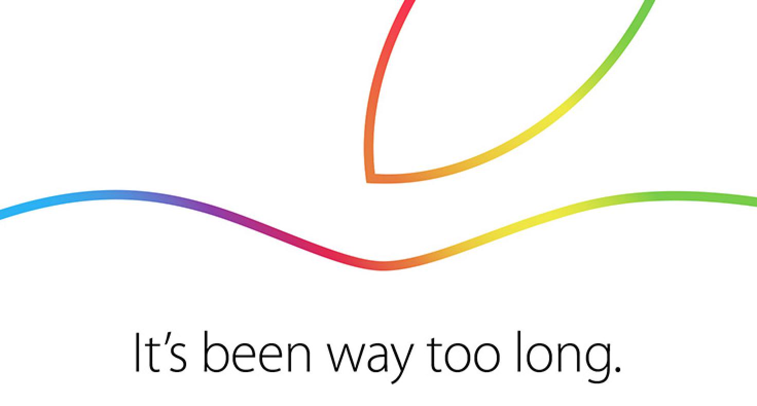 Keynote Apple du 16 octobre 2014 : iPad, iMac et Mac OS X
