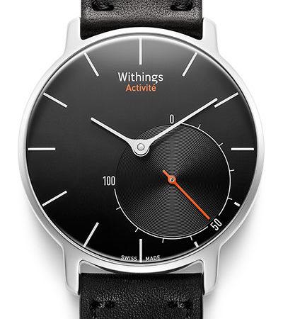 La montre «Withings Activité», un des produits connectés les plus attendus du moment