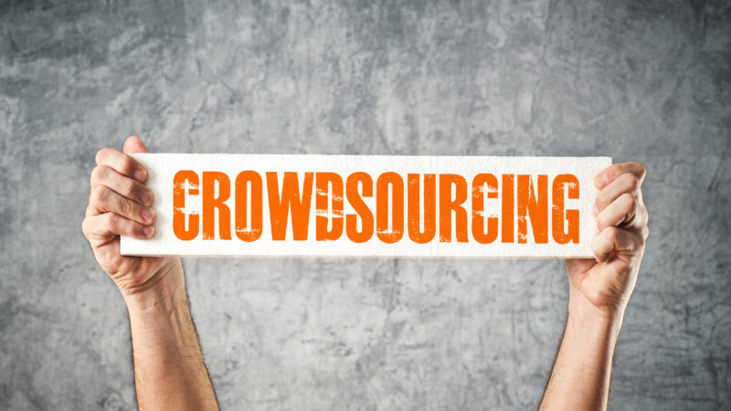 Le crowdsourcing : quand l'union fait la force