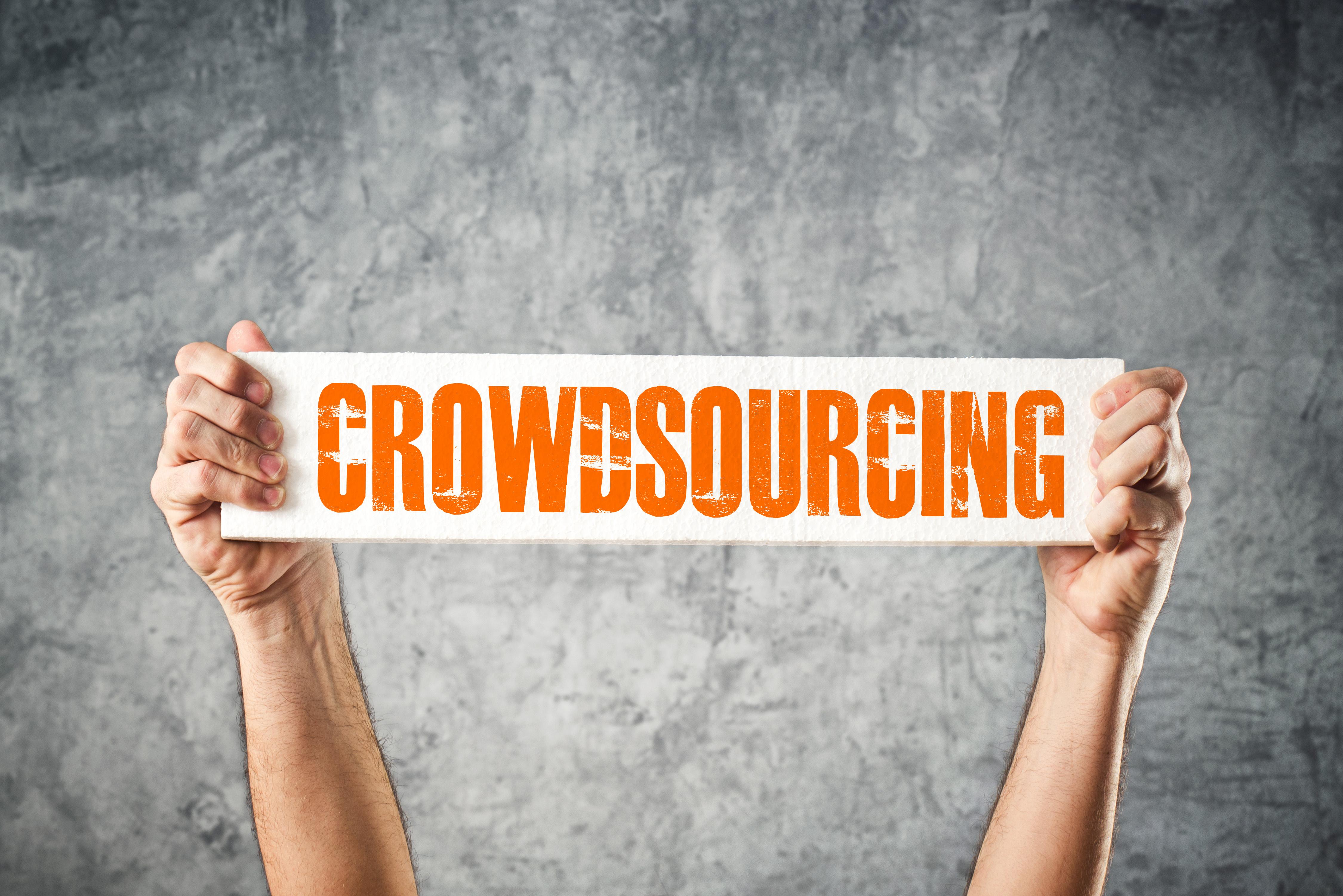 Le crowdsourcing : quand l'union fait la force