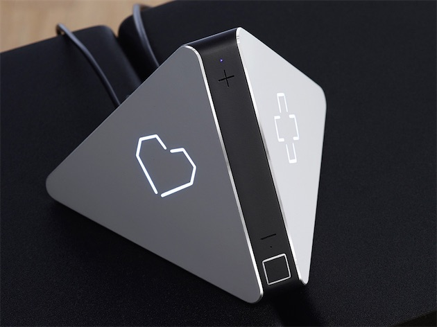 PRIZM : l'objet connecté qui vous passe la bonne musique au bon moment !