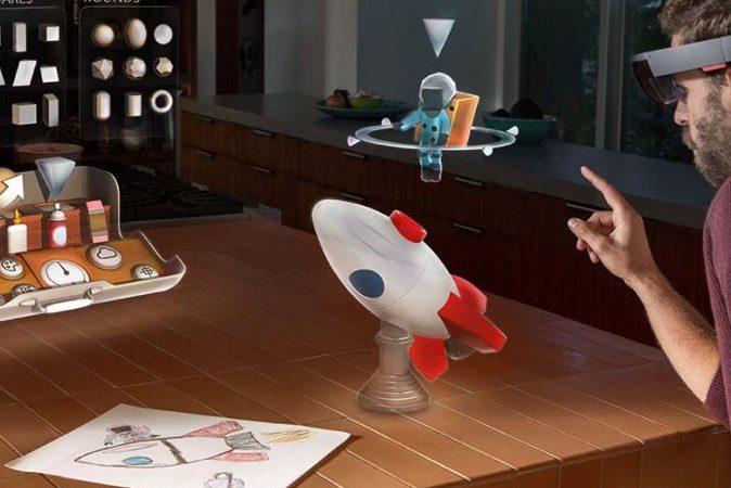 Microsoft présente Hololens, le casque qui promet de révolutionner notre quotidien