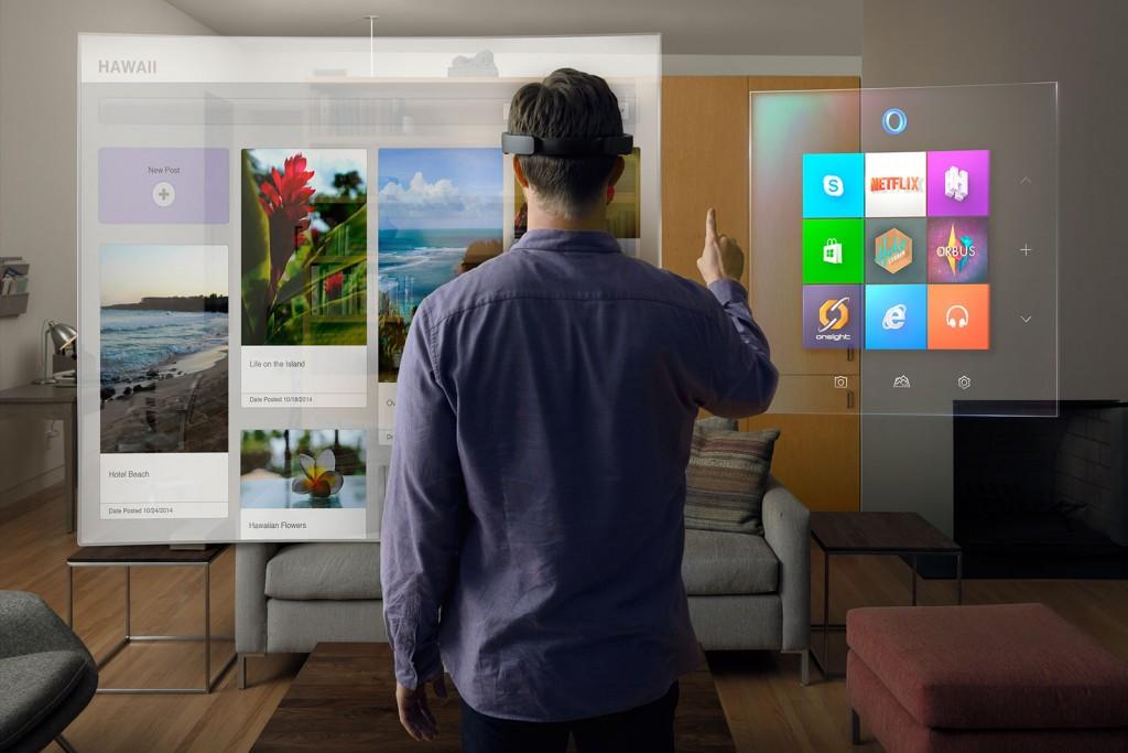 Microsoft Hololens promet de révolutionner notre quotidien et notre usage des ordinateurs