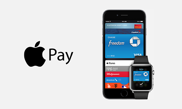 Apple Pay n'est pour l'instant disponible que sur Iphone 6 et Apple Watch