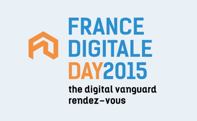 France Digitale Day 2015 : les start-ups au coeur de la nouvelle économie