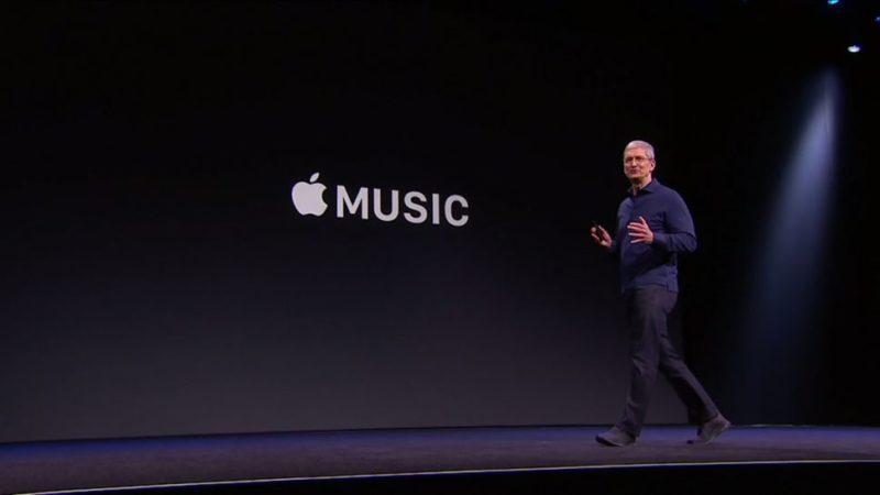 Apple se lance dans le marché du streaming musical, qu'est ce que ça change ?