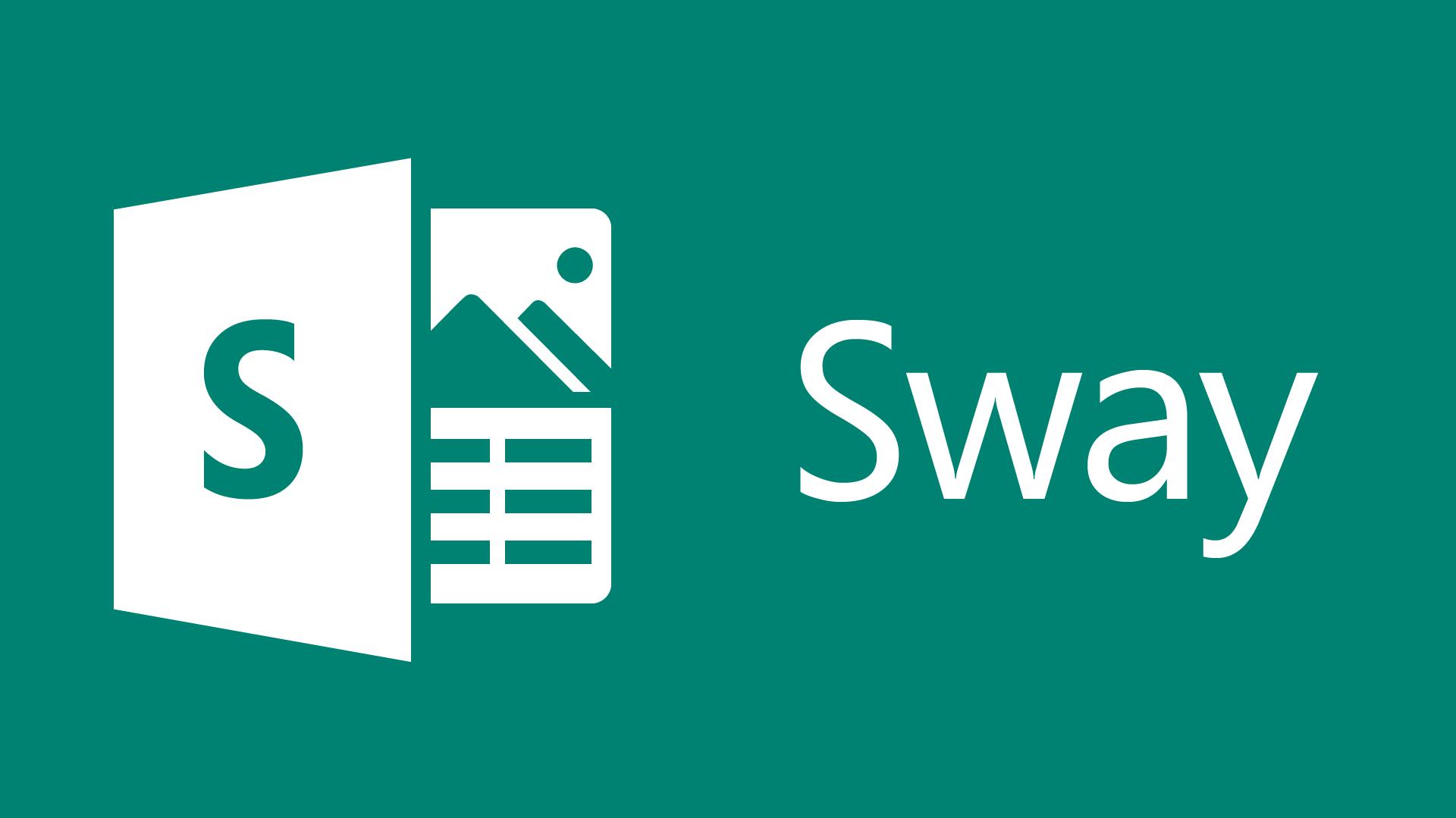 Sway, un concurrent pour PowerPoint en entreprise ?