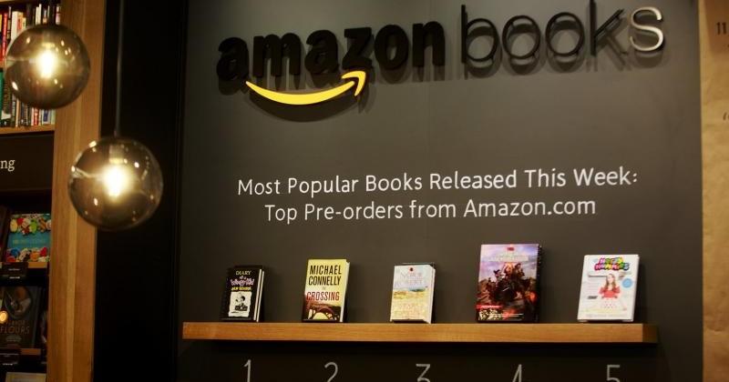 Amazon Bookstore : le géant de la vente en ligne investit finalement dans la pierre