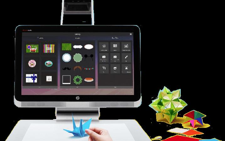 HP Sprout, le futur du Desktop ?