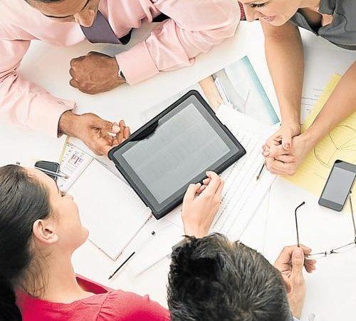 Tablettes en entreprise : gadget ou révolution professionnelle ?