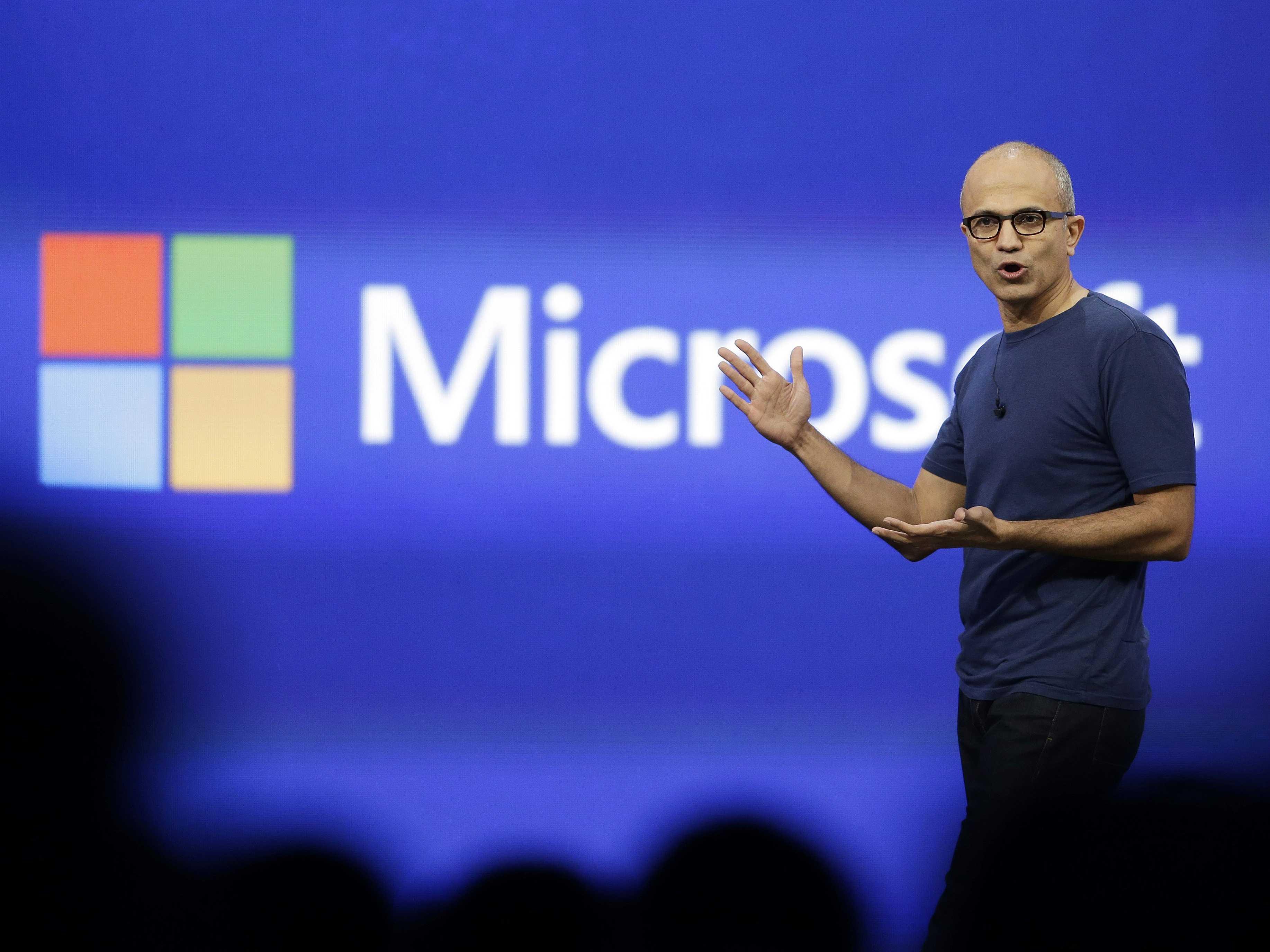 Microsoft : vers une stratégie d'ouverture