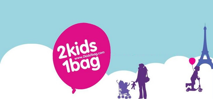 2Kids1Bag ou la location de matériel pour enfants via un abribus !