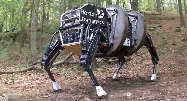Pourquoi Google met fin à son idylle avec les robots de Boston Dynamics