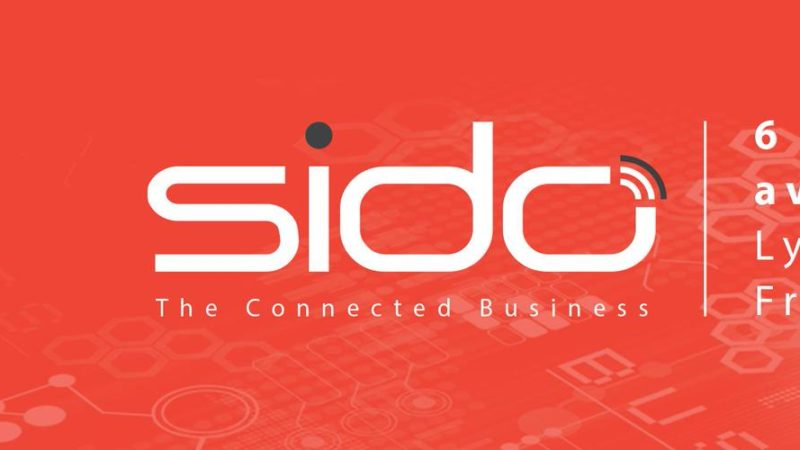 Rétrospective du Showroom de l'Internet des Objets – SIDO 2016