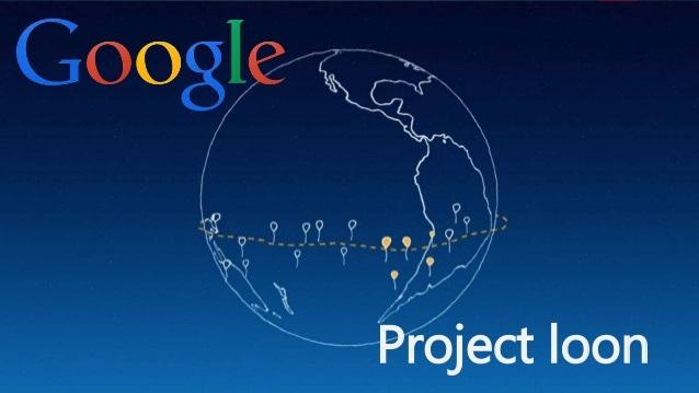 Google et ses ballons s'envolent vers l'Indonésie