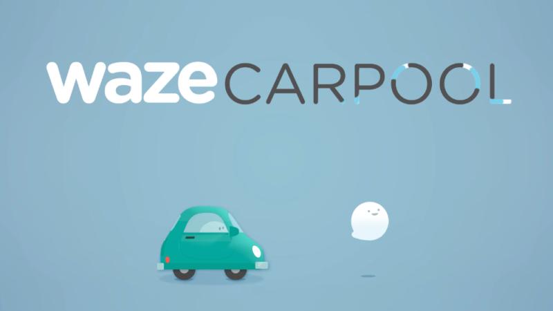 Avec Waze Carpool, Google met un pied dans le covoiturage
