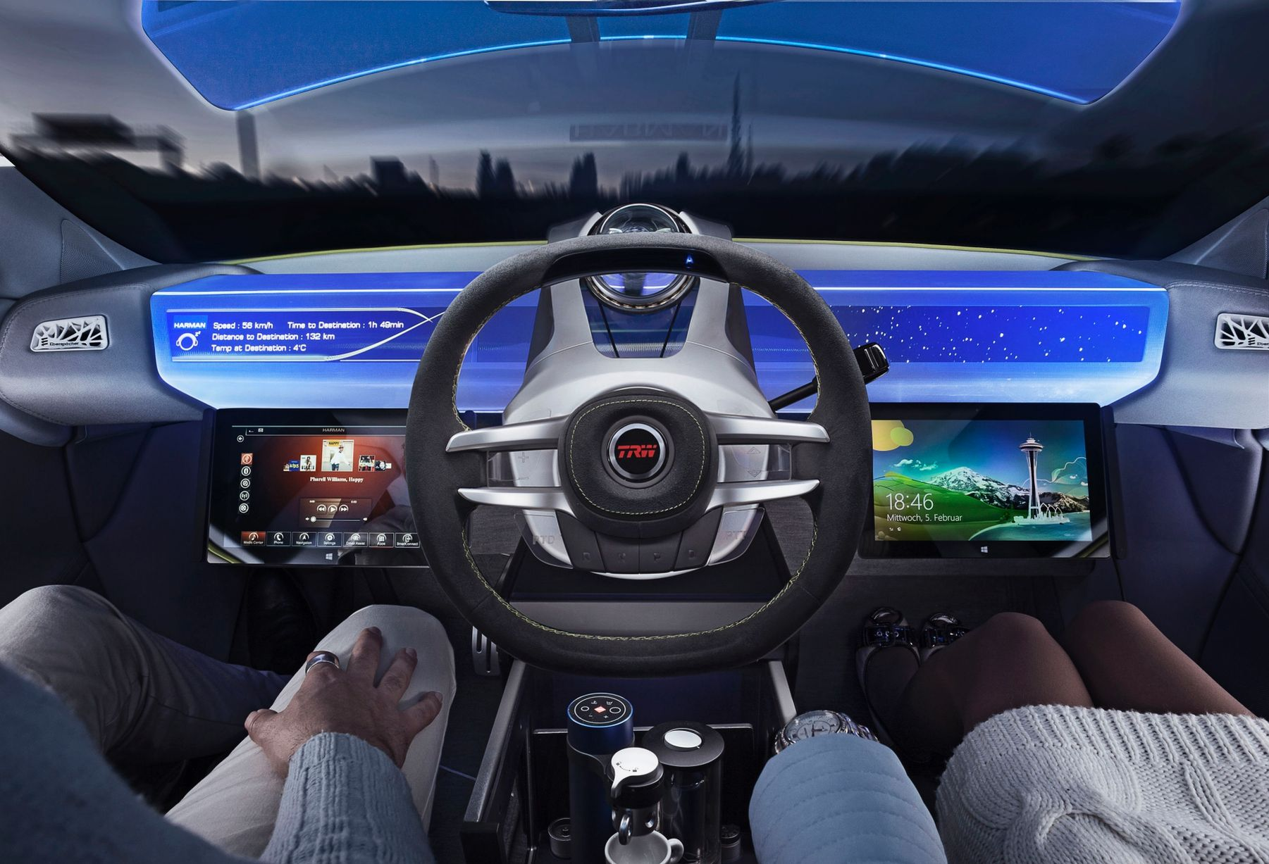 Des voitures autonomes : Pourquoi faire ? (Partie 1)