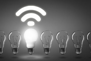 Le Li-Fi, future alternative au Wi-Fi, un enjeu technologique