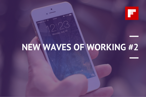 NEW WAVES OF WORKING #2