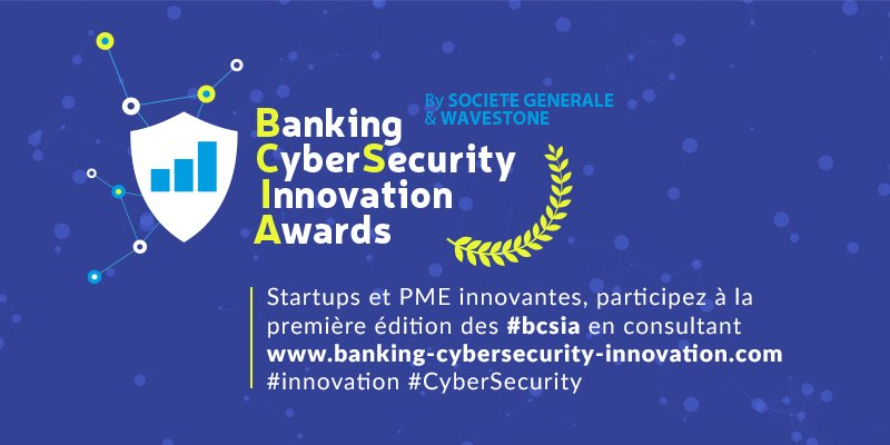 Banking Cybersecurity Innovation Awards, le trophée dédié à la cybersécurité dans la banque