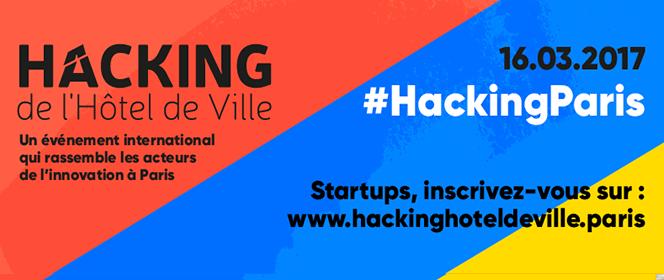 Rétrospective de l'événement du « Hacking de l'Hotel de Ville 2017 »
