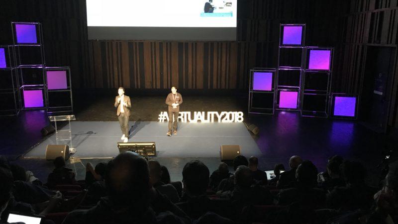 Salon Virtuality – Les enjeux des technologies immersives pour les entreprises